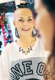 Sanna Bråding - Foto Yessica Thor