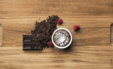 Victoria Silvstedts chokladsufflé - Foto Andreas Hylthén