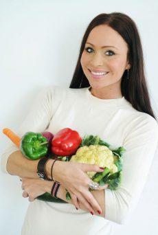 Sara Vargas mustiga grönsakssoppa - Foto Andreas Hylthén